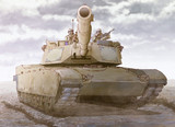 M1A1 「BIG GUN」 ABRAMS