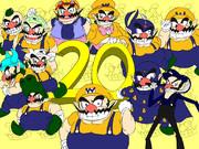 ワリオ 20周年記念