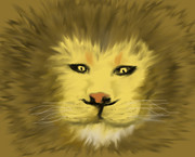 ライオンっぽいもの