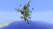 【Minecraft】 ロマサガ3 真フォルネウス 【マインクラフト】