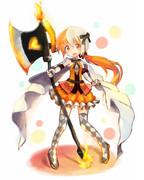 焔の魔法少女
