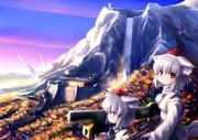 高秋の妖怪の山
