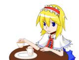 紅茶でもいかが?