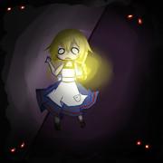 ヴィオラの暗闇探索