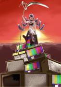 テレビの墓場