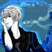 Happy Birthday!~マオさん~