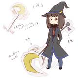 【斧】 魔法少女 @ 夜月