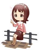 春香さんと秋の空-私は一途ですー