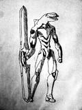 【エヴァ】汎用人型決戦兵器 人造人間エヴァンゲリオン 13号機【旧劇場版】
