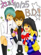 海馬瀬人生誕祭2012