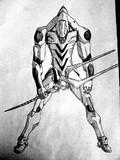 【エヴァ】汎用人型決戦兵器 人造人間エヴァンゲリオン 6号機【旧劇場版】
