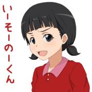 【お絵カキコ】花沢さん(案1)