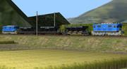 電気機関車 完成