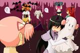 魔法少女たちのハロウィン