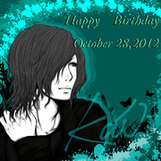 Happy Birthday!~戒くん~