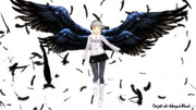 【MMD】銀獅式翼A ver1.00と雪歌ユフ