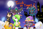 Trick or treat...?