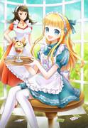 Akiba in Wonderland