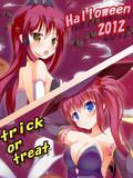 カナたん×ハルちん Halloween 2012