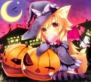 Halloween Fox!