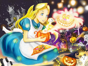 Alice in the Halloween