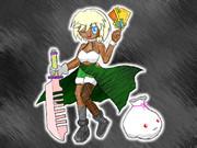 ローグ魔法少女