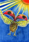 天道虫「太陽へ!」