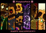 【Minecraft】PumpkinPatch【Halloween】