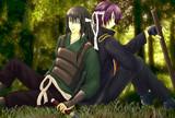 桂と高杉、この二人が好き!