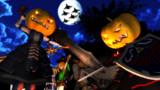 かぼちゃの警邏隊。