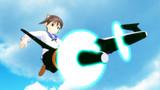 筑紫飛行機 震電 (制作途中)