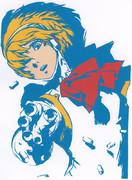 【切り絵】 アイギス 【P3】
