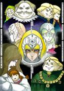 漫画版クシャナ殿下