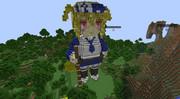 【Minecraft】ヤオちゃんイヌミミ化
