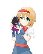 アリスと謎の人形
