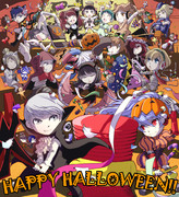 【P4U】the Ultimate Halloween!