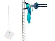 【MMD】競技用梯子(ただの手抜き梯子)【まさかの配布】