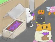 焼き芋屋さん