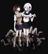 百合子ちゃんとお人形