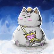 デブ猫の妖精さん(オリジナルプリキュアネタ注意)