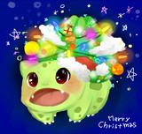 もうすぐクリスマスダネ