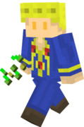【minecraft】ジョルノ