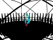 【MMD】浮遊黒円体【たぶんステージそして不親切】