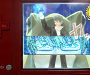 緑間さんでゲーム画面風にペルソナ4パロ