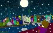 メリークリスマス2012年~クリスマスの空~
