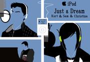 Sam Tsui & Christina Grimmie iPod風