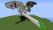 [Minecraft]アームドベース・ヤドキス=タライドロビウム
