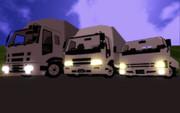 いすゞのトラック