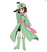 オリジナル魔法少女。