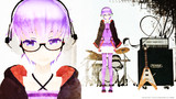 結月ゆかり shortcut and headphone girl